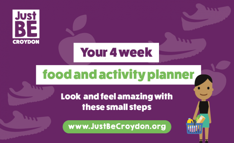 Get started on your New Year goals with our food and activity planner